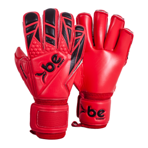 Rękawice bramkarskie BeWinner Professional Red Contact Grip RF