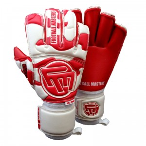 Rękawice ARMY WHITE RED CONTACT GRIP RF
